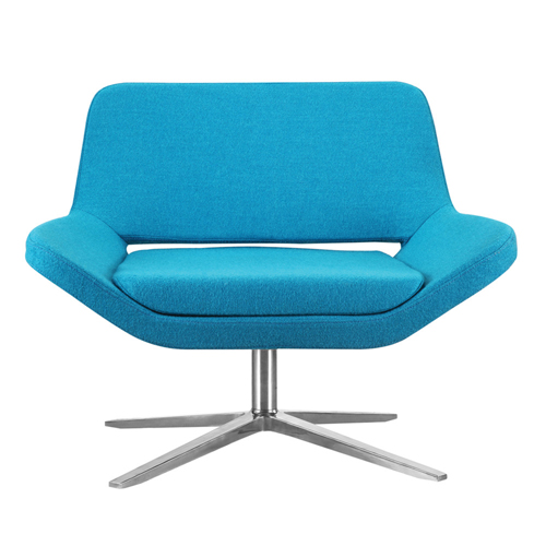 Club Small Swivel Armchair
