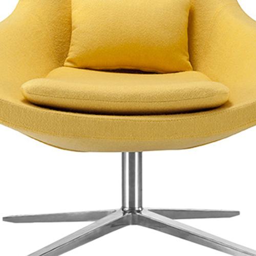 Leisure Shell Swivel Armchair