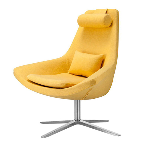 Leisure Shell Swivel Armchair Image 4