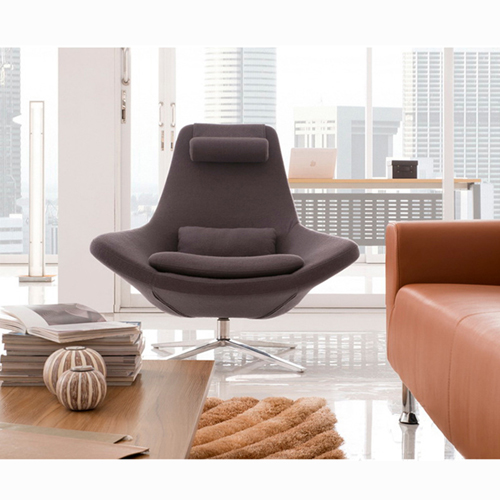 Leisure Shell Swivel Armchair Image 5