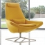 Leisure Shell Swivel Armchair Image 8