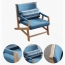 Besto Wood Sofa Single Seater Image 5