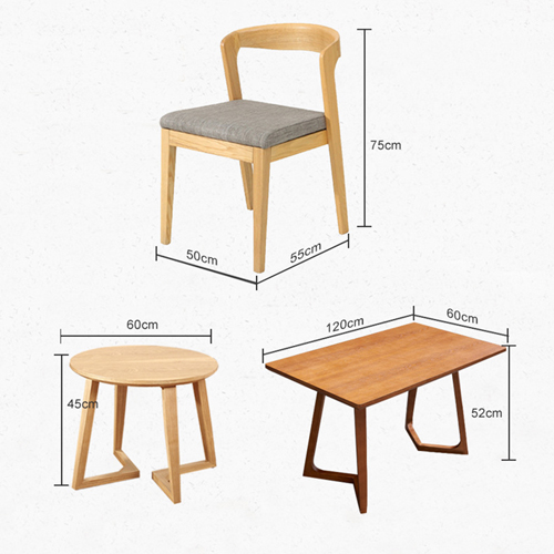 Codax Retro Dining Table Chair Image 19