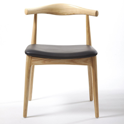 Nordic Wood Bull Horn Chair