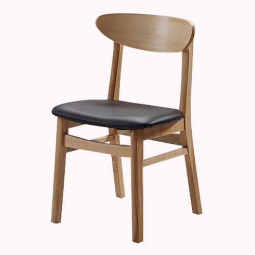 Distilitone Solid Wood Restaurant Table and Chairs