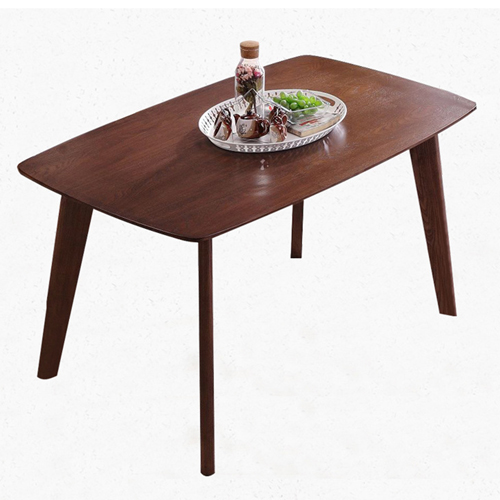 Distilitone Solid Wood Restaurant Table and Chairs Image 6