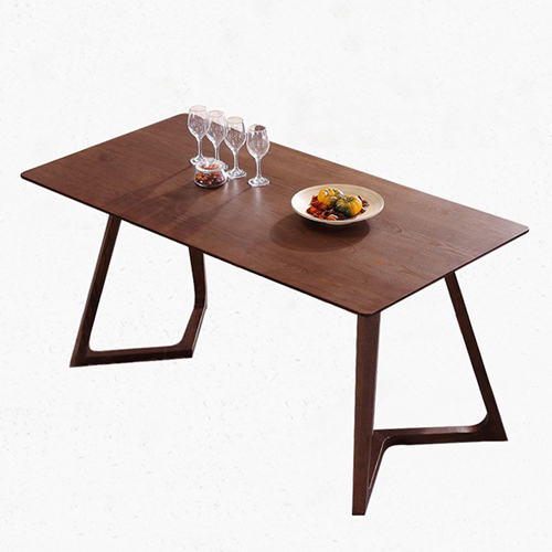 Distilitone Solid Wood Restaurant Table and Chairs Image 7