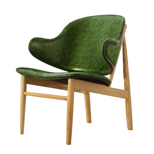 Larsen High Back Lounge Chair