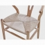 Wishbone Natural Wood Chair Image 12