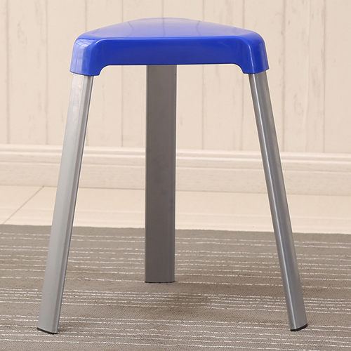 Triangle Three-Legged Stack Stool Image 3