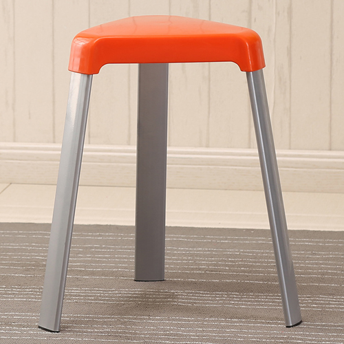 Triangle Three-Legged Stack Stool Image 4