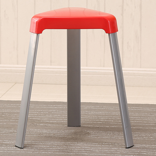 Triangle Three-Legged Stack Stool Image 5