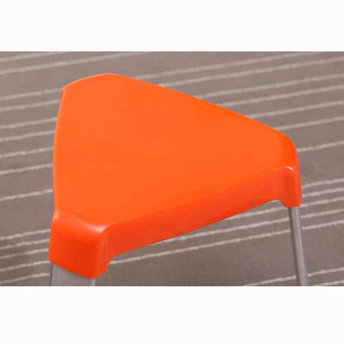 Triangle Three-Legged Stack Stool
