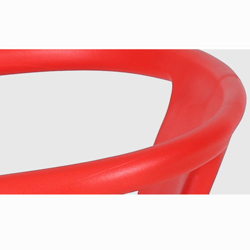 Sleek Stackable Plastic Chair Image 19