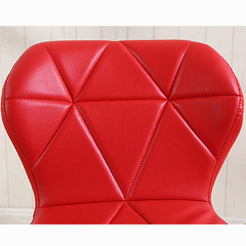 Eiffel Padded Seat Wood Leg Chair Image 16