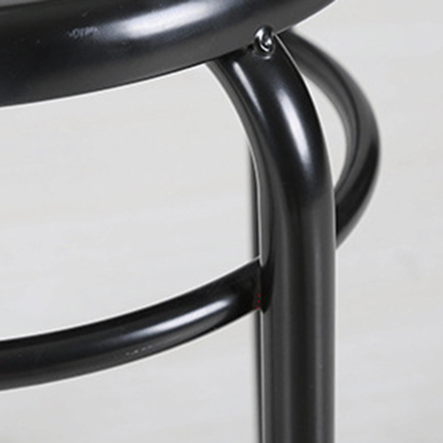 Round Metal Stackable Stool Image 6