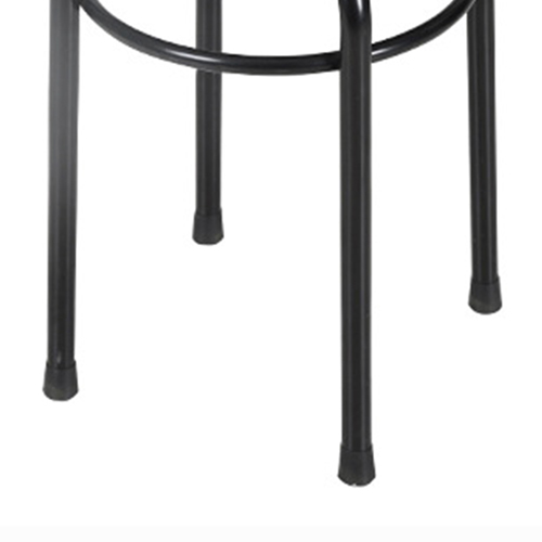 Round Metal Stackable Stool Image 8