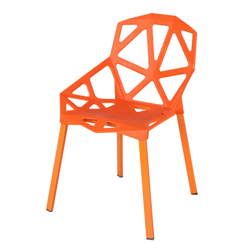 Geometric Design Dining Chair Image 6