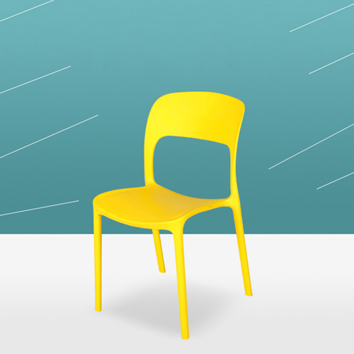 Trenitalia Stackable Plastic Chair Image 10