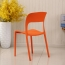 Trenitalia Stackable Plastic Chair Image 14