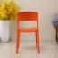 Trenitalia Stackable Plastic Chair Image 15