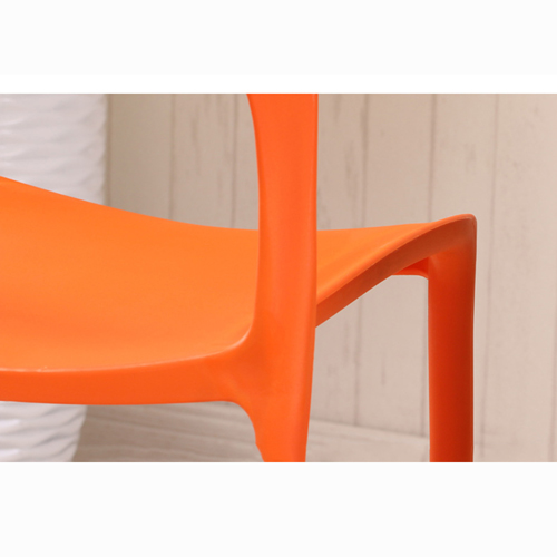 Trenitalia Stackable Plastic Chair Image 16