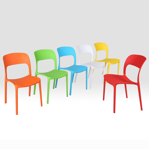 Trenitalia Stackable Plastic Chair Image 1