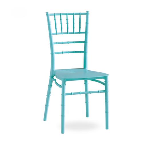 Bamboo Design Plastic Chair