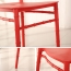 Bamboo Design Plastic Chair Image 19
