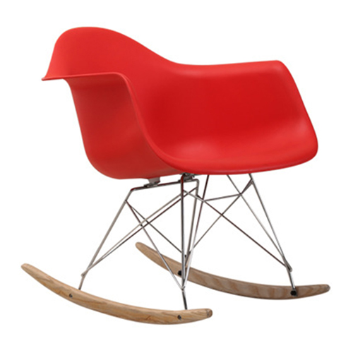 Rode Base Rocking Chair