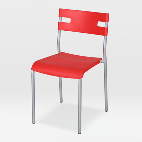 Multipurpose Durable Stacking Chair Image 10