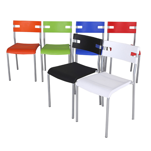 Multipurpose Durable Stacking Chair Image 2