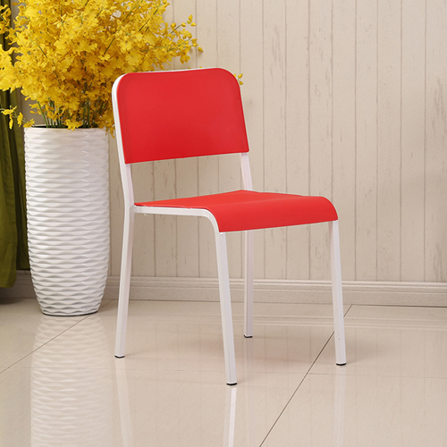 Inflex Square Frame Plastic Chair