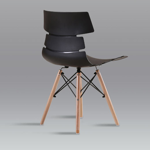 Uniquely Shaped Hoxton Side Chair