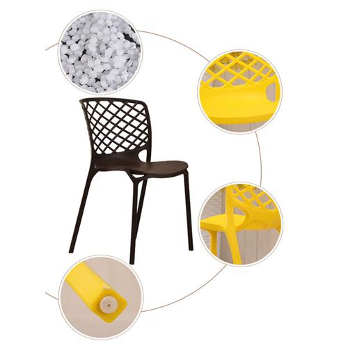 Gamera Stacking Dining Chair Image 9