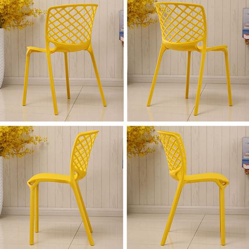 Gamera Stacking Dining Chair Image 11