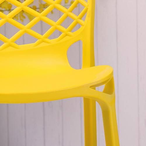 Gamera Stacking Dining Chair Image 12