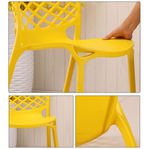 Gamera Stacking Dining Chair Image 15