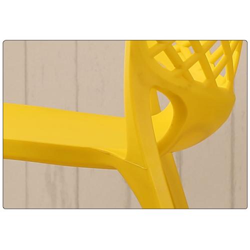 Gamera Stacking Dining Chair Image 17