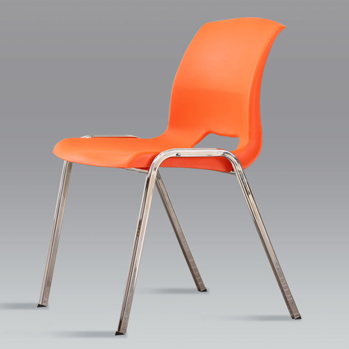 Creative Plastic Steel Stackable Chair