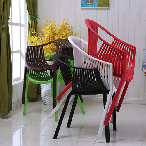 Tatami Stackable Dining Armchair Image 1