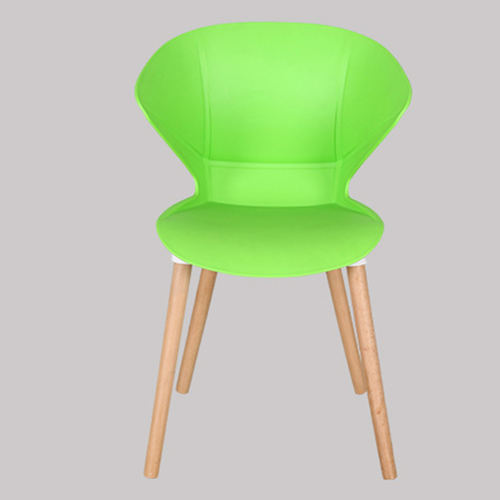 Replica Modern Chair With Wooden Legs Image 10