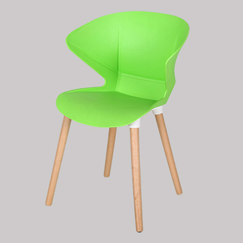 Replica Modern Chair With Wooden Legs Image 11