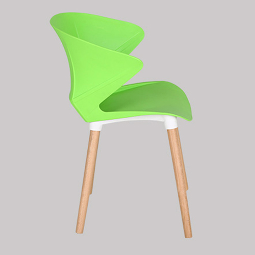 Replica Modern Chair With Wooden Legs Image 12
