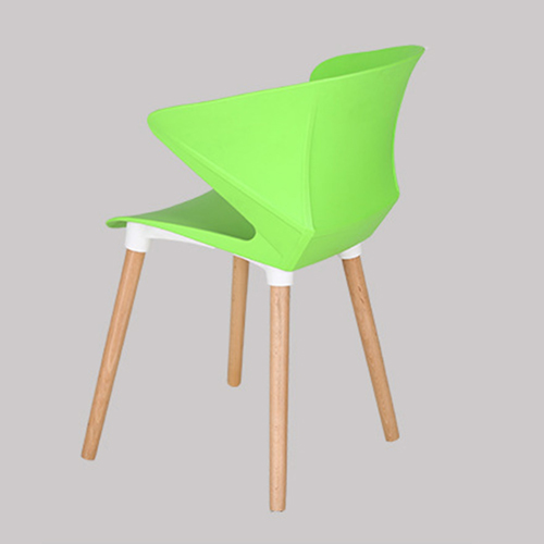 Replica Modern Chair With Wooden Legs Image 13
