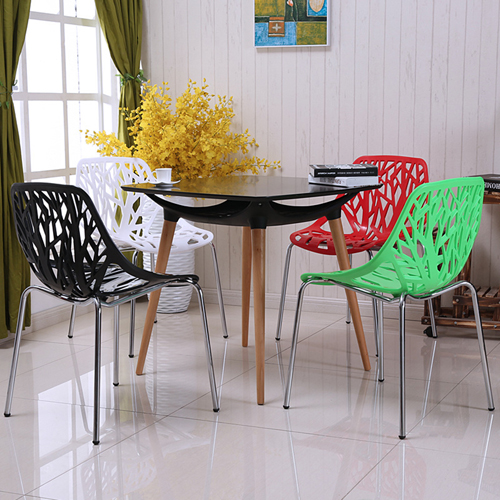 Birds Nest Stackable Dining Chair Image 1