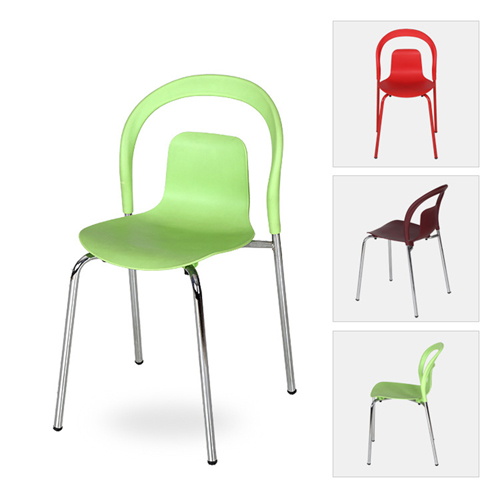 Curv innovative Design Stackable Chair