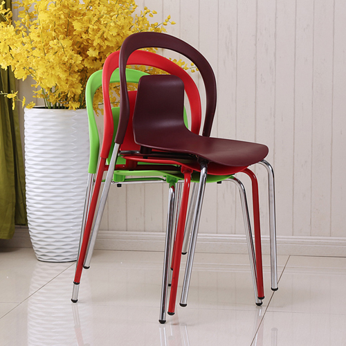 Curv innovative Design Stackable Chair Image 2