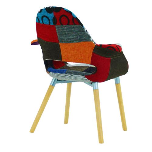 Replica Patchwork Armchair Image 8