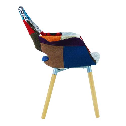 Replica Patchwork Armchair Image 9